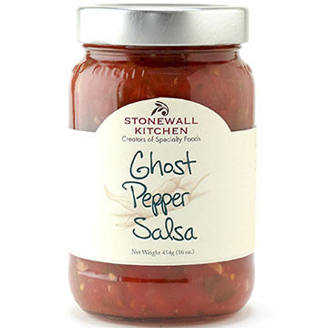 Stonewall Kitchen Ghost Pepper Salsa, 16 oz