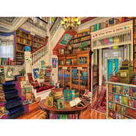 White Mountain Jigsaw Puzzle - Reader's Paradise
