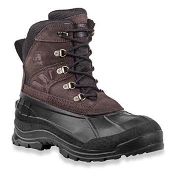 Kamik Mens Fargo Waterproof Winter Boot