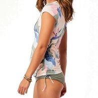 Carve Designs Women's Dawson Short-Sleeve Rashguard Top