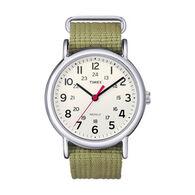 Timex Weekender Slip Thru Strap Full-Size Watch