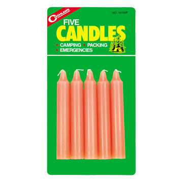 Coghlan's Candle - 5 Pk.