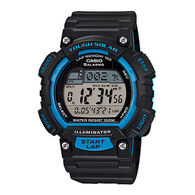 Casio STL-S100H-2AV Athlete's Solar-Power Sports Watch