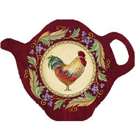 Keller Charles Vineyard Rooster Teabag Holder