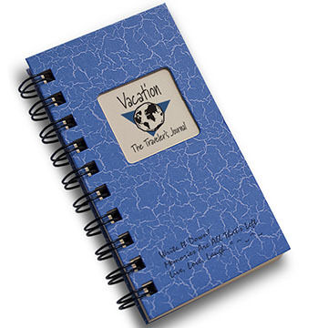 """Journals Unlimited """"Write It Down!"""" Mini-Size The Traveler's Journal"""