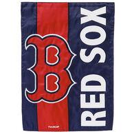 Evergreen Boston Red Sox Embellish Garden Flag