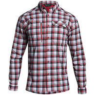 Under Armour Men's UA Fish Hunter Plaid Long-Sleeve Shirt