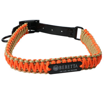 Beretta Paracord Dog Collar