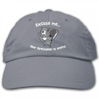 Earth Sun Moon Trading Men's Excuse Me Squirrel Cap