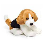 Nat & Jules Plush Beagle Stuffed Animal