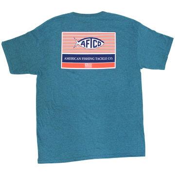 AFTCO Mens Standard Short-Sleeve T-Shirt