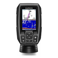 "Garmin Striker 4 CHIRP 3.5"" Fishfinder w/ Transducer"