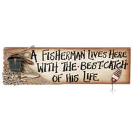 Timeless By Design Small Fishermen Sign