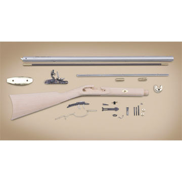 Traditions Frontier 50 Cal Flintlock Muzzleloader Rifle Kit