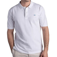 Fish Hippie Men's Salterpath Polo Short-Sleeve Shirt
