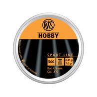 RWS Hobby 177 Cal. Pellet (500)