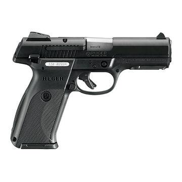 Ruger SR9 9mm Black Nitride 4.14 17-Round Pistol