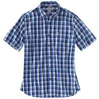 Carhartt Men's Essential Woven Short-Sleeve Shirt