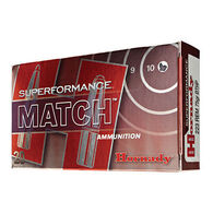 Hornady Superformance Match 223 Remington 75 Grain BTHP Rifle Ammo (20)