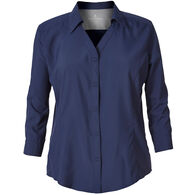 Royal Robbins Women's Expedition Dry Stretch 3/4-Sleeve Shirt