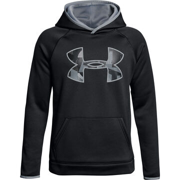 Under Armour Boys Big Logo Hoodie