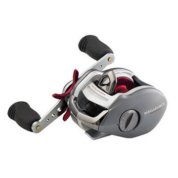 Daiwa Megaforce w/ Twitchin Bar Baitcasting Reel