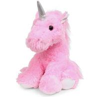 """Aurora Pink Unicorn 14"""" Plush Stuffed Animal"""