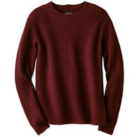 Pendleton Woolen Mills Women's Ribbed Lambswool Pullover Sweater