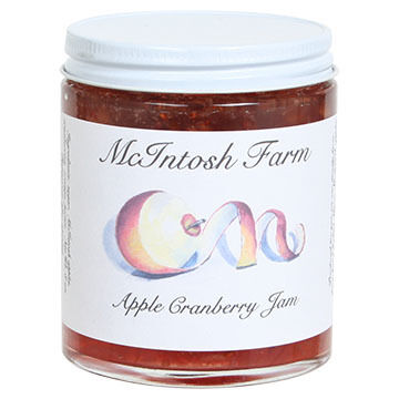 McIntosh Farm Apple Cranberry Jam - 8 oz