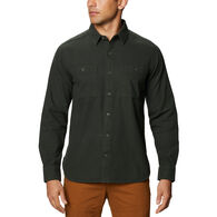 Mountain Hardwear Men's Catalyst Edge Long-Sleeve Shirt