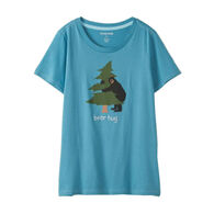Hatley Little Blue House Women's Life in the Wild Pajama Short-Sleeve T-Shirt