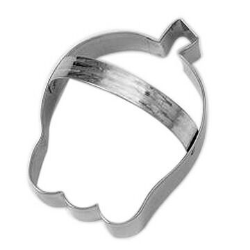 Ann Clark Tin Cookie Cutter - Apple