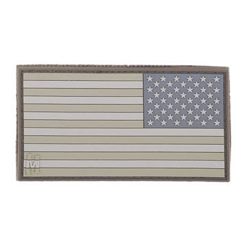 Maxpedition Reverse USA Small PVC Morale Patch