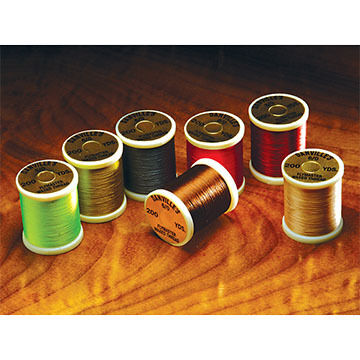 Hareline Danville 6/0 Flymaster Waxed Thread Fly Tying Material