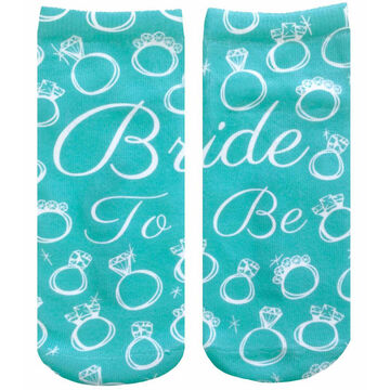Living Royal Womens Bride To Be Ankle Sock
