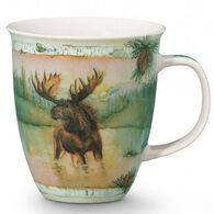 Cape Shore Moose Lakeside Harbor Mug