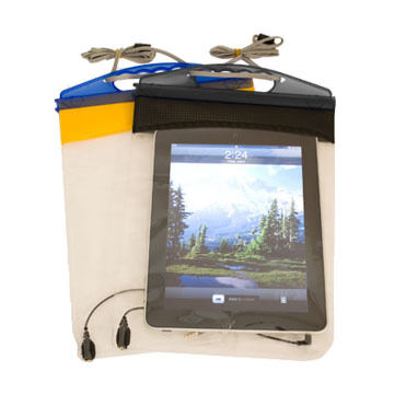 "Seattle Sports E-Merse DryMax 9"" Audio eTab / iPad Waterproof Case"