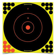 "Birchwood Casey Shoot-N-C 12"" Bull's-eye Self-Adhesive Target - 5 -12 Pk."