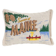 """Paine Products 5"""" x 4"""" Maine State Balsam Pillow"""