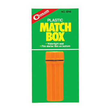 Coghlans Plastic Match Box