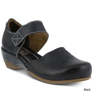 Spring Footwear Womens Gloss Mary Jane Clog