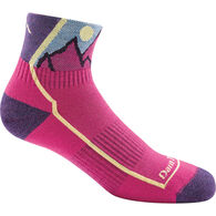 Darn Tough Vermont Girl's Hiker Jr. 1/4 Cushion Sock