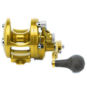 Avet JX 6/3 MC Raptor 2-Speed Lever Drag Saltwater Casting Reel