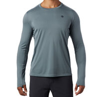 Mountain Hardwear Men's Wicked Tech Long-Sleeve T-Shirt