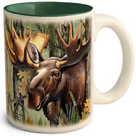 American Expedition Moose Camo Mug