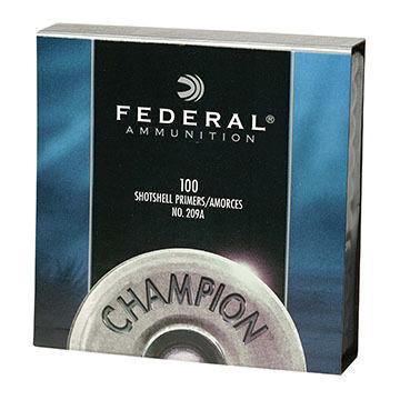 Federal Champion Shotshell Primer (100)