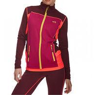Kari Traa Women's Lina Full-Zip Fleece Jacket