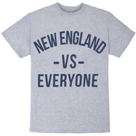 Boston Sports Apparel Men's Big & Tall New England VS Everyone Short-Sleeve T-Shirt