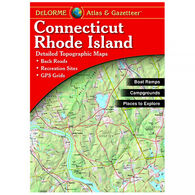 DeLorme Connecticut & Rhode Island Atlas & Gazetteer
