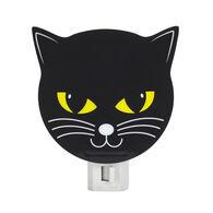 Kikkerland Black Cat Night Light